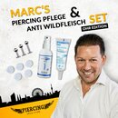Marcs Piercing Pflege Set & Anti Wildfleisch Kit