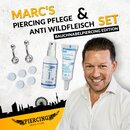 Marcs Piercing Pflege Set & Anti Wildfleisch Kit Bauchnabel