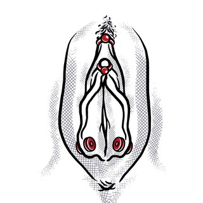 Piercing vertikal klitorisvorhaur Benefits of