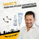 Marcs Piercing Pflege Soforthilfe Rook & Daith