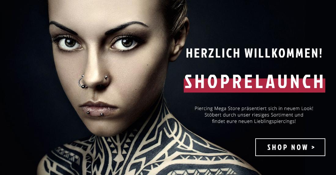 piercing mega store ihr piercing shop im internet. Black Bedroom Furniture Sets. Home Design Ideas